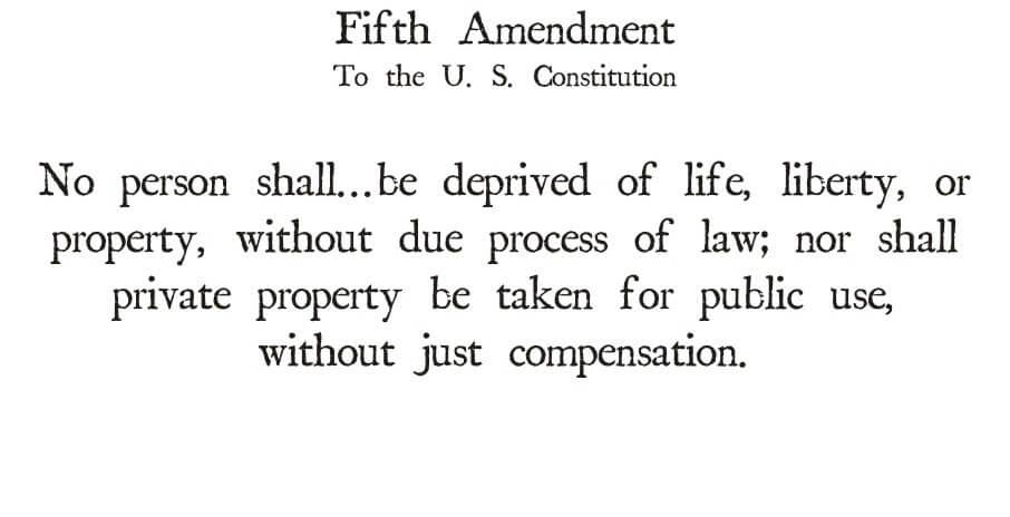 fifth-amendment