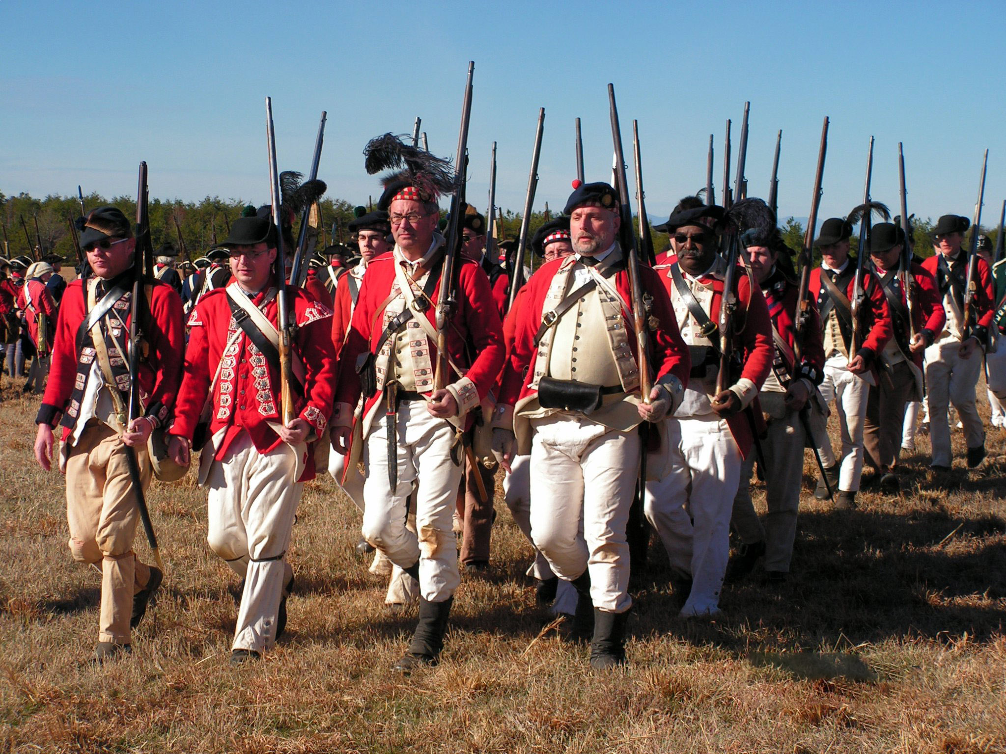 us-militia-british-reenactment