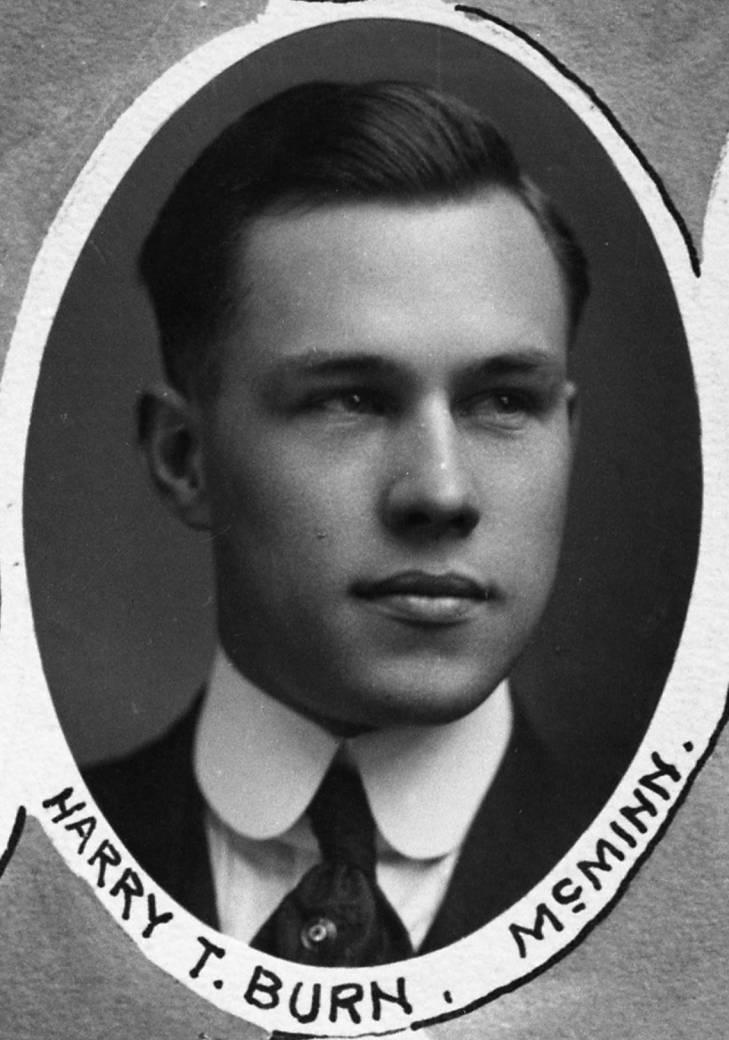 Representative Harry Burn