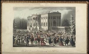 Jackson inauguration