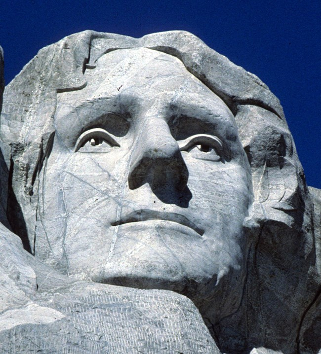 Jefferson Mount Rushmore