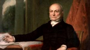 John Quincy Adams biography