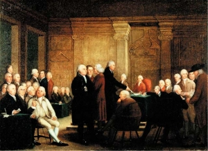 declaration of independence discussion