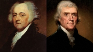 thomas jefferson john adams