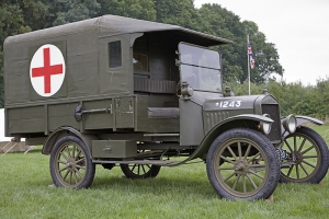 war ambulance