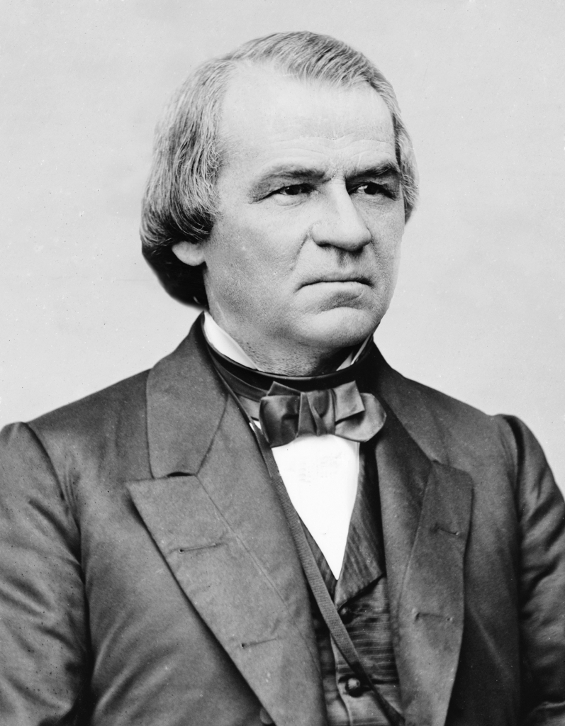 Andrew Johnson picture
