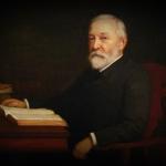 Benjamin Harrison painting