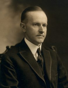 Calvin Coolidge bio