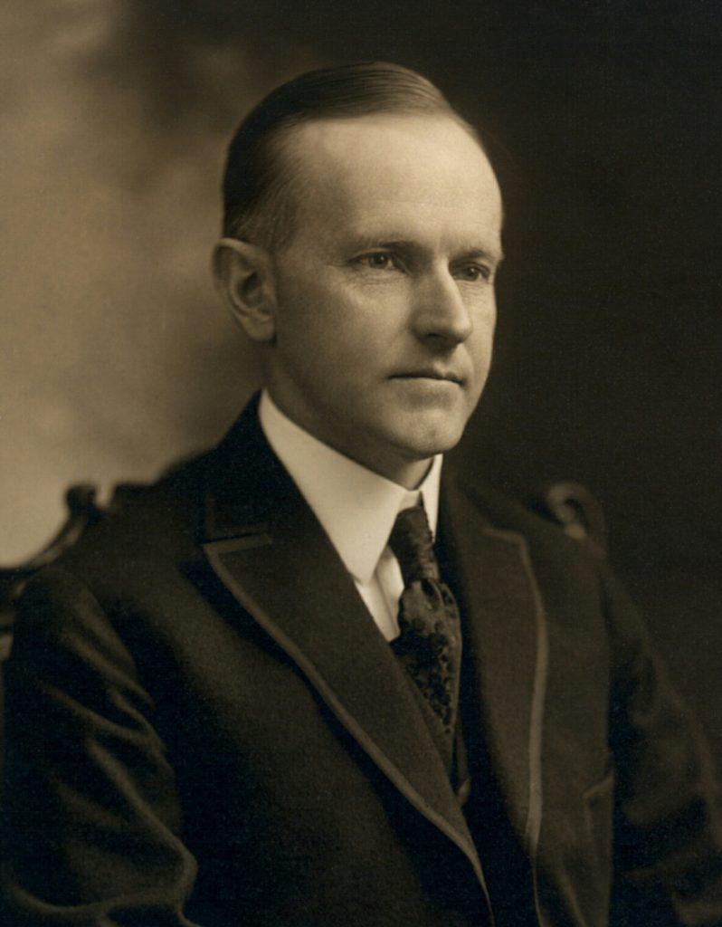 Calvin Coolidge bio