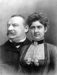 Frances and Grover Cleveland