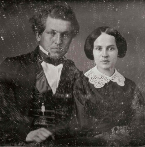 James A. Garfield and Lucretia Rudolph