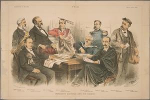 President Garfield's cabinet
