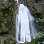 fan waterfall