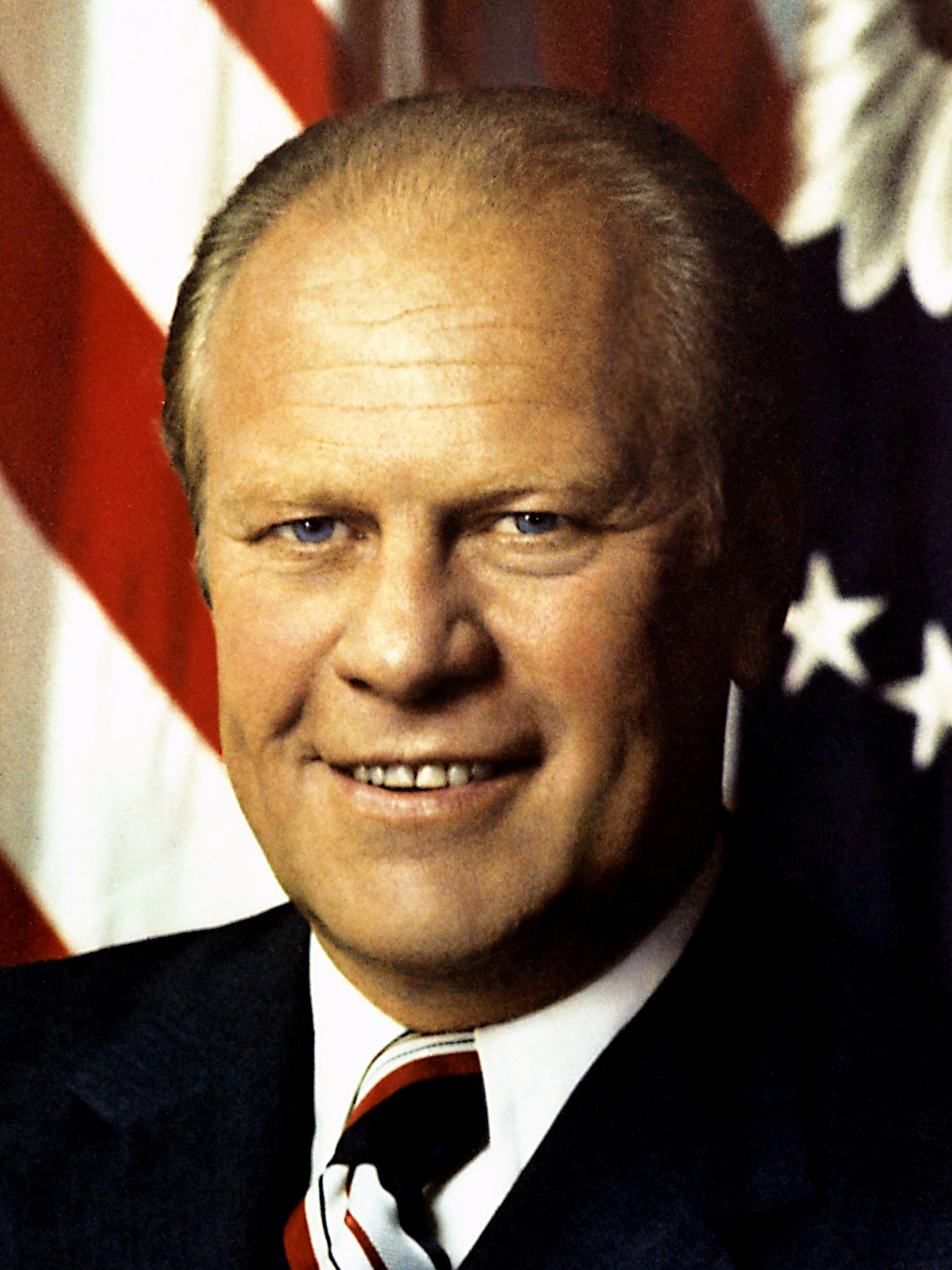 Gerald Ford official Presidential photo