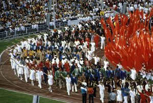 Olympic Games Russia 1980