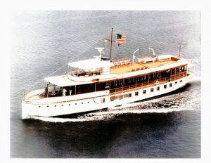 Presidential yacht
