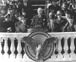 Truman second inauguration 1949