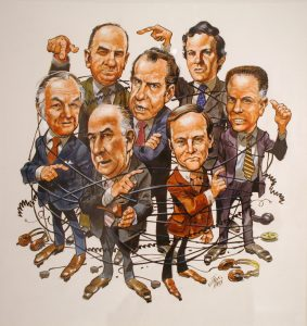 Watergate scandal Time magazine