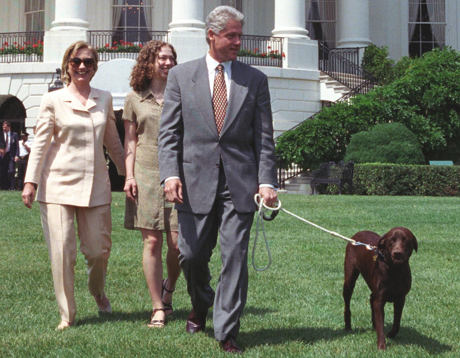 Bill Hillary Chelsea Clinton