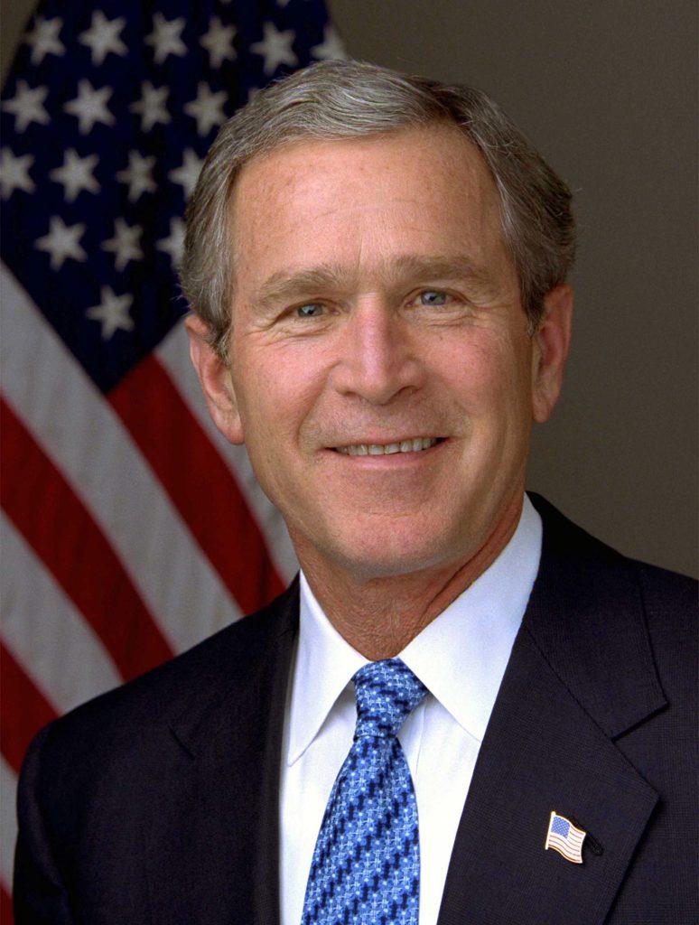 George W Bush for kids