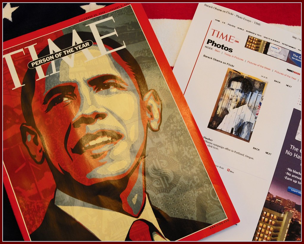 Obama Time magazine person of the year