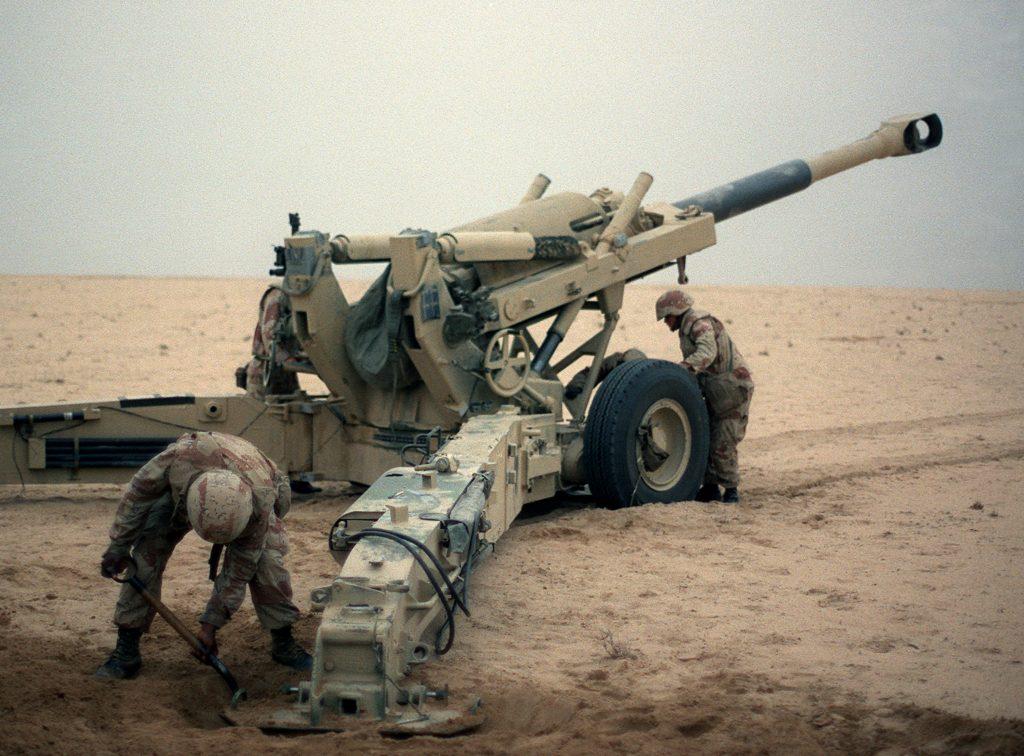 Desert Storm Gulf War
