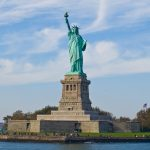statue of liberty copper