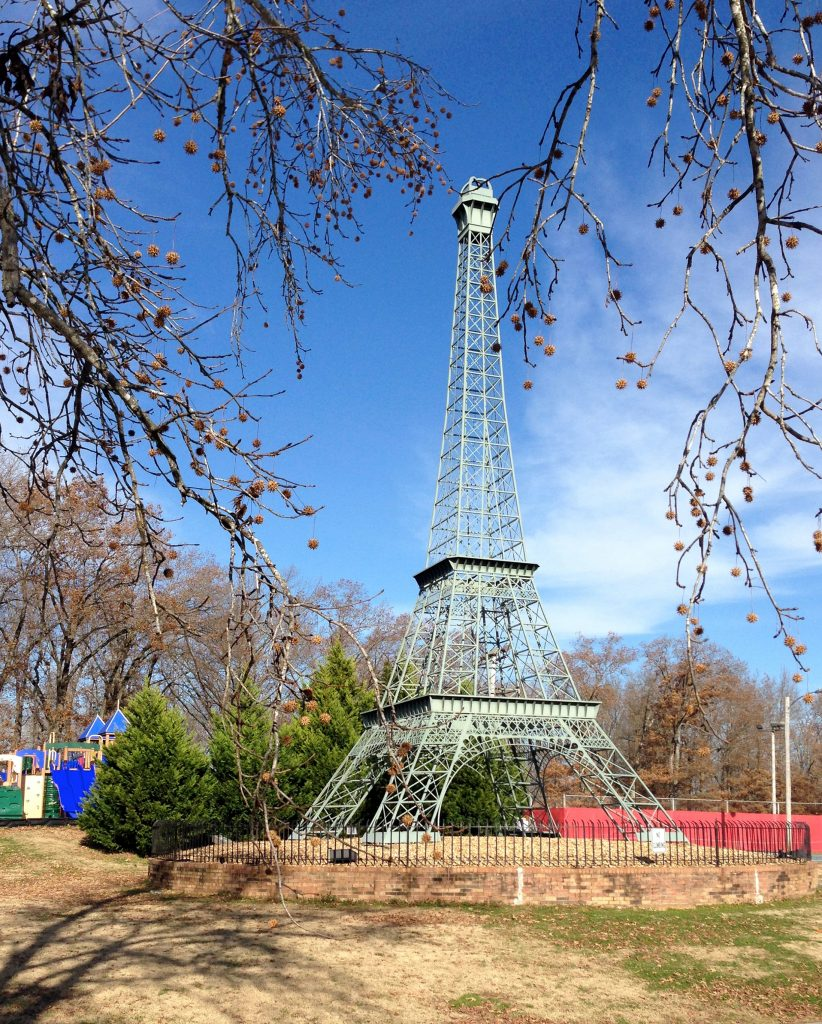 Eiffel Tower in Paris Tennessee
