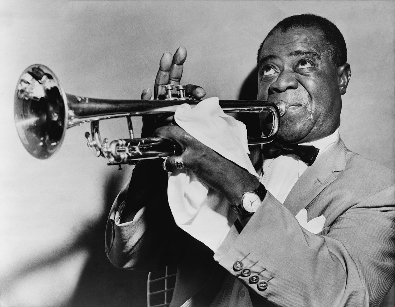 Louis Armstrong jazz