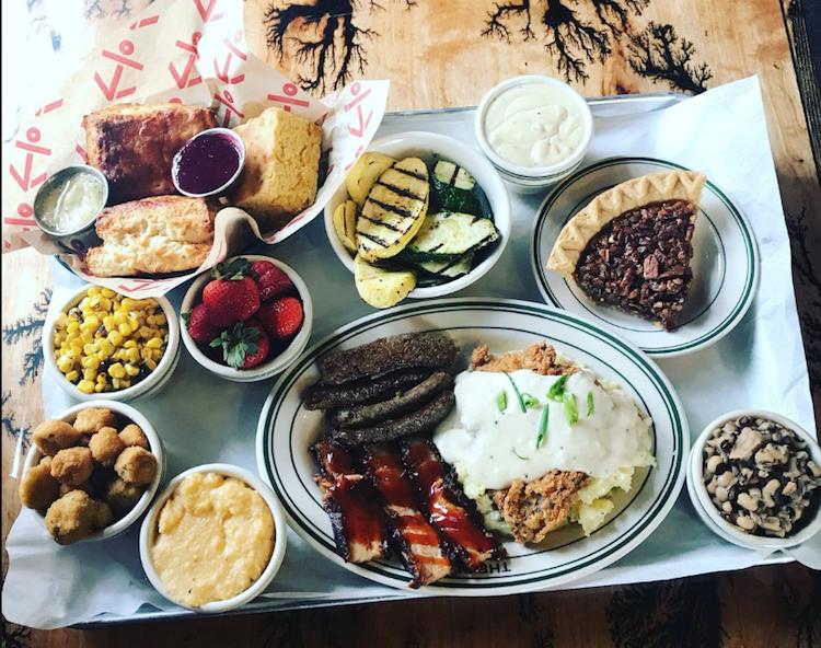Oklahoma State Meal