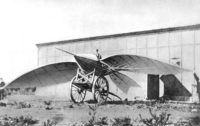 first successful airplane flight