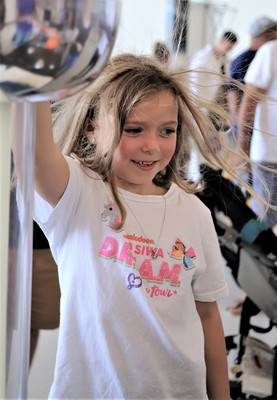 static electricity hair