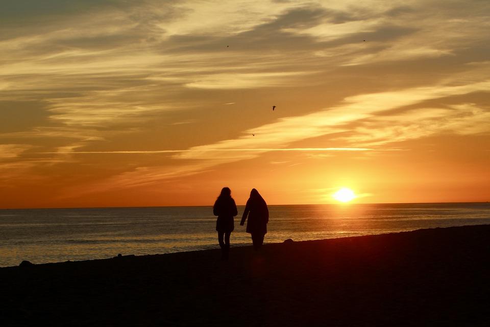 sunset walk law