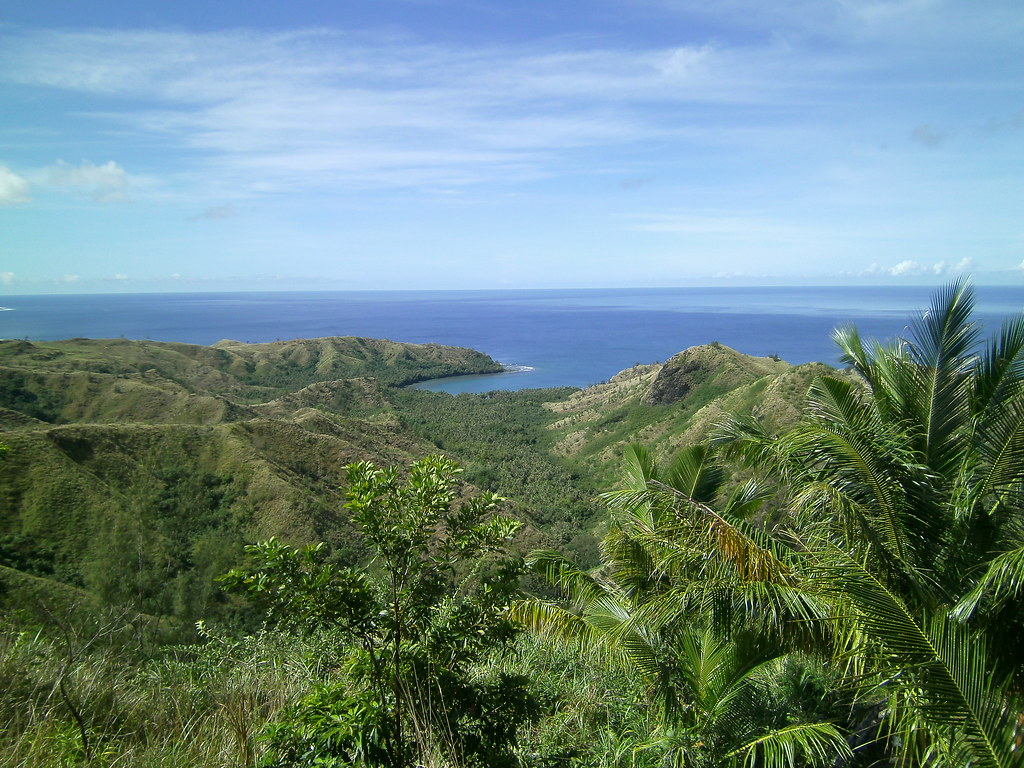 Cetti Bay overlook