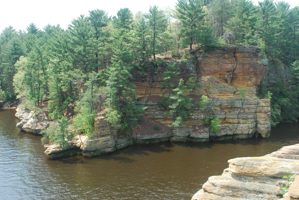 Dells of the Wisconsin River