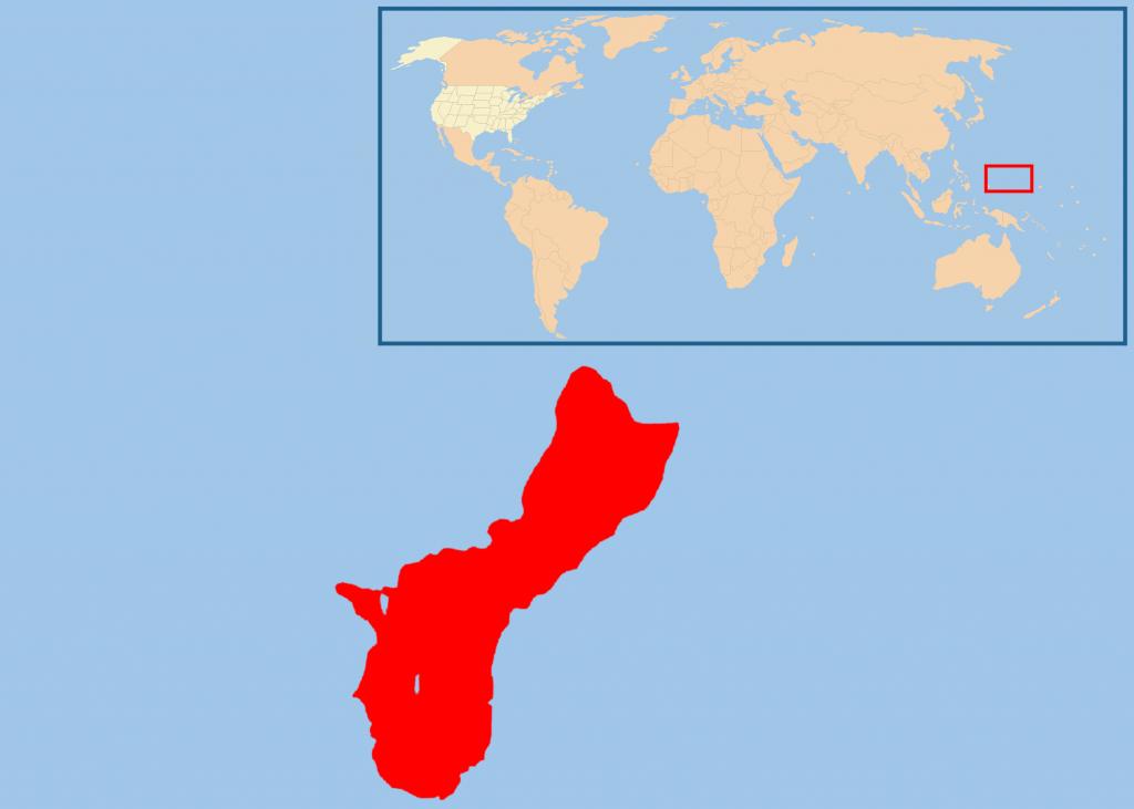 where is Guam
