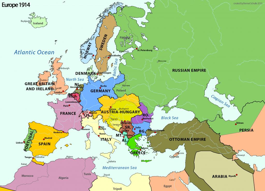 Central Powers WW1