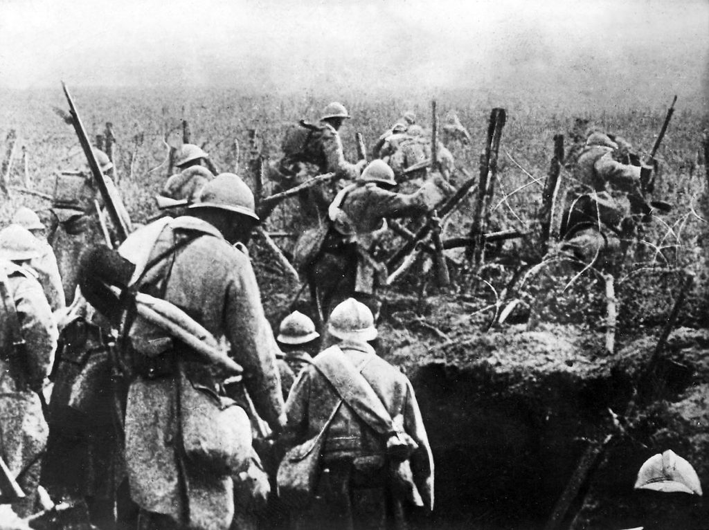 Battle of Verdun 1916