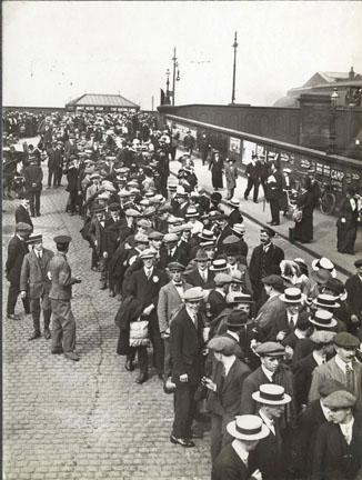 Preston Pals at Preston Railway Station