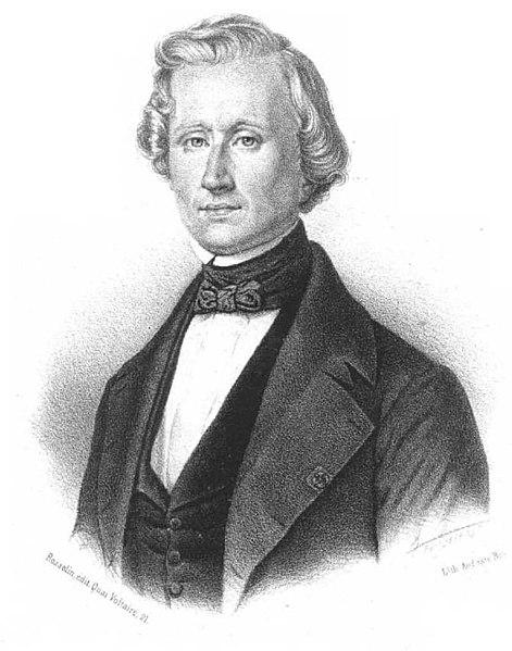 Urbain Jean Le Verrier