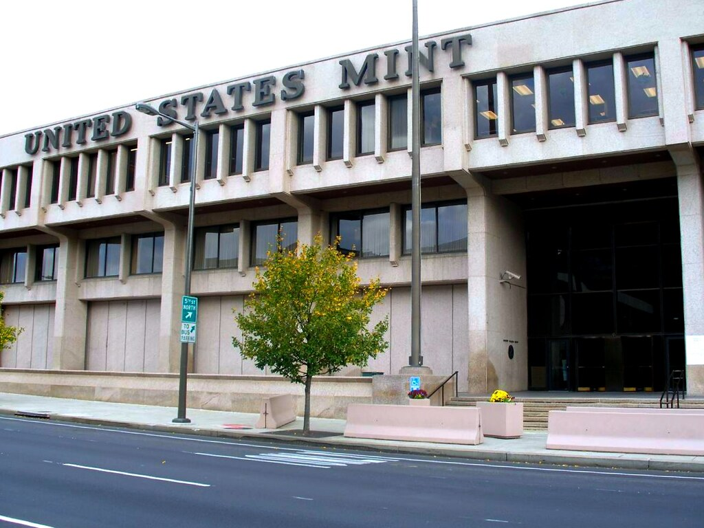 US mint Philadelphia