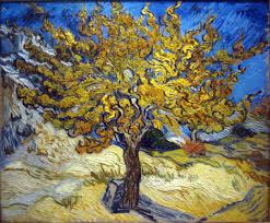 mulberry tree - Van Gogh painting