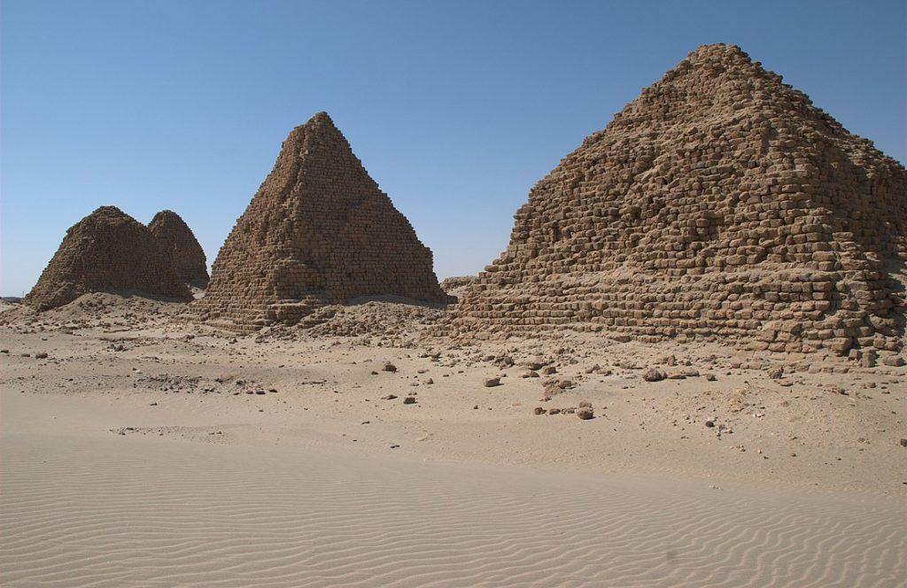 Pyramids of Nuri