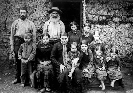 Boerfamily 1886