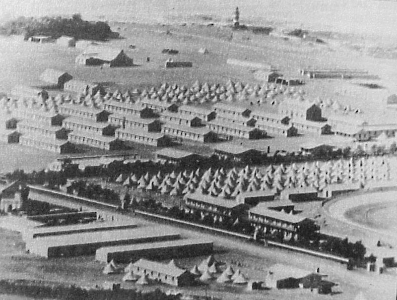 Green Point Cape Town Boer War Transit Camp