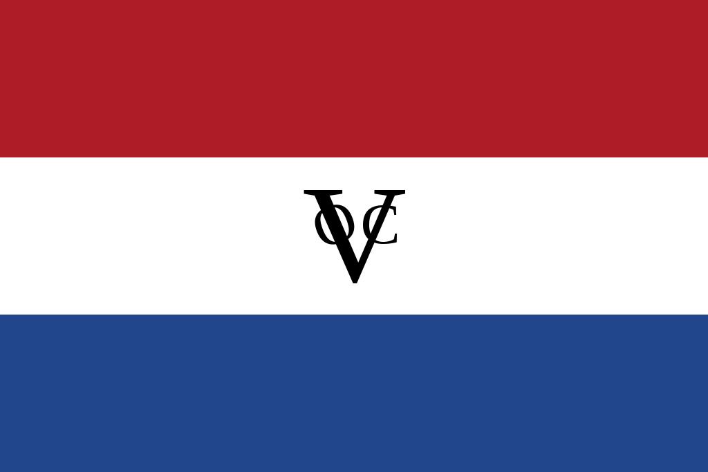 Flag Dutch East India Company
