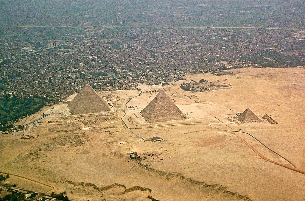 Piramids Of Giza