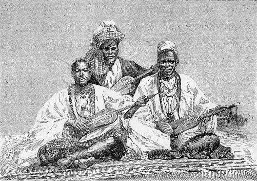 Griots African historians, musicians and story tellers