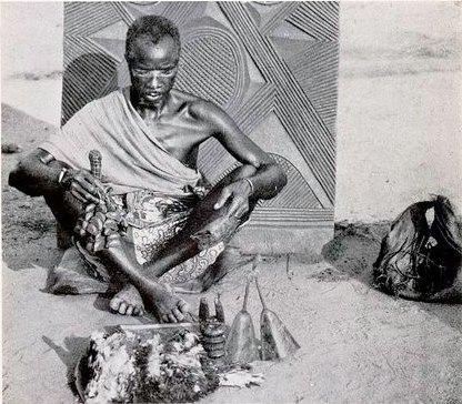 Igbo medicineman