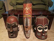 Masques BaKongo
